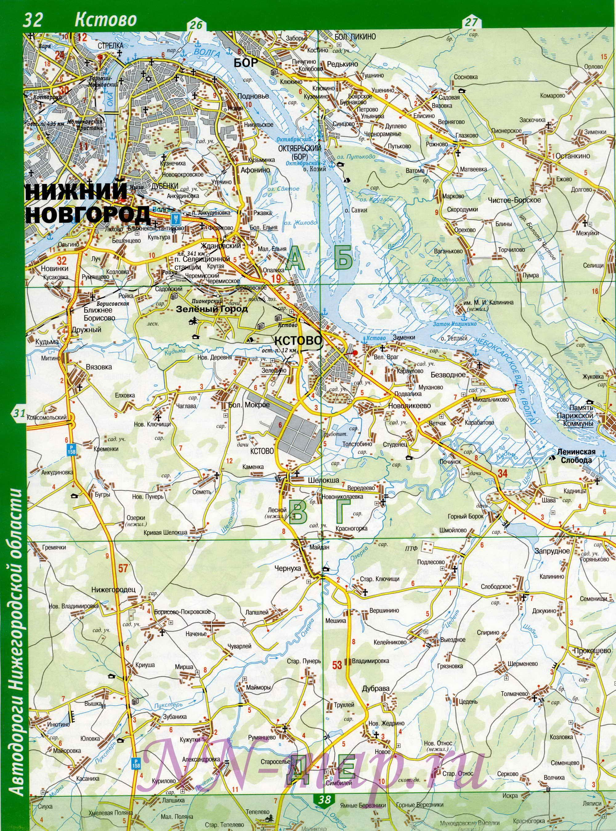 схема газификации поселка ржавки